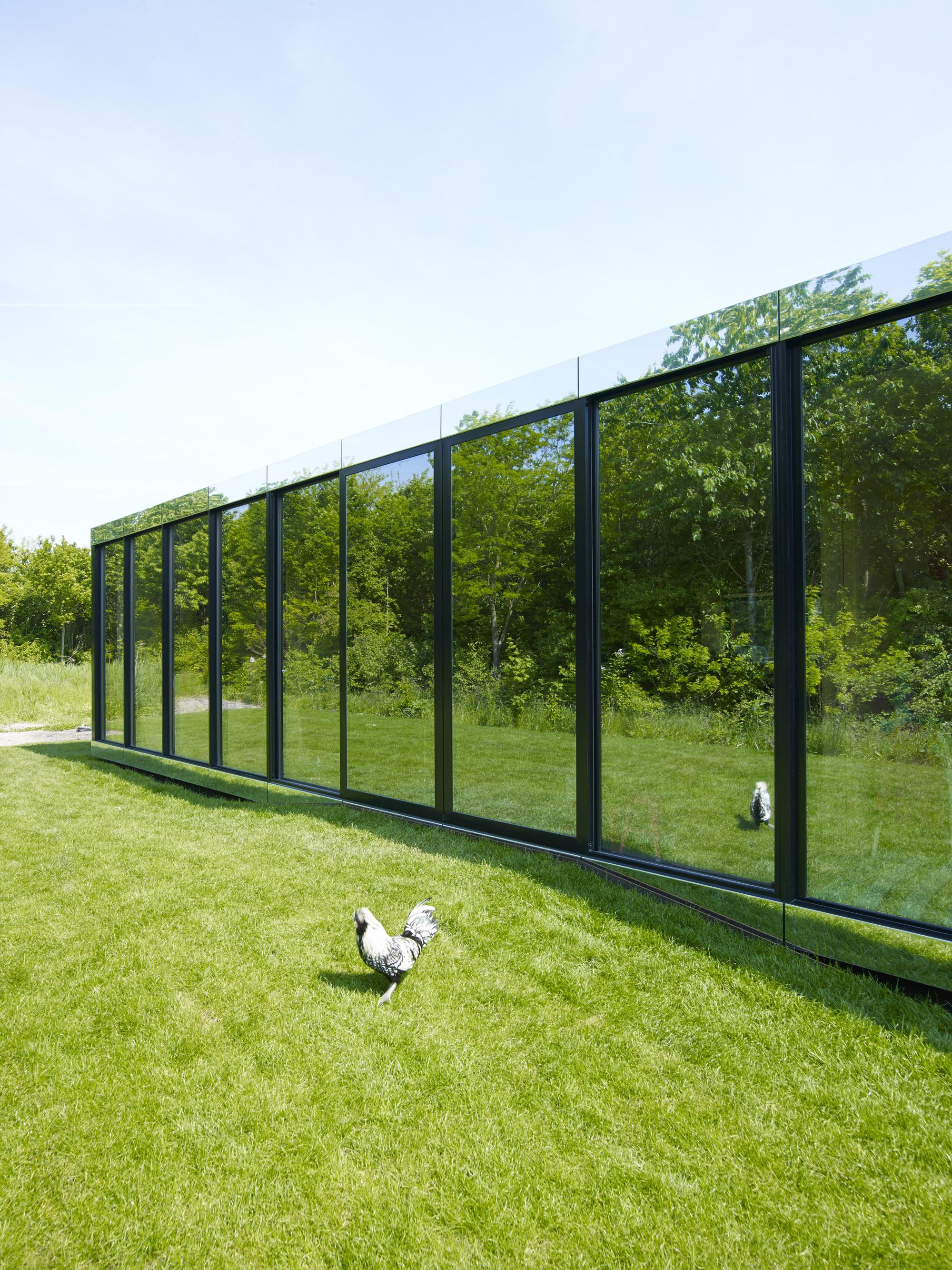 Galeria de Casa Espelhos, Almere / Johan Selbing + Anouk ... Daily Mirror