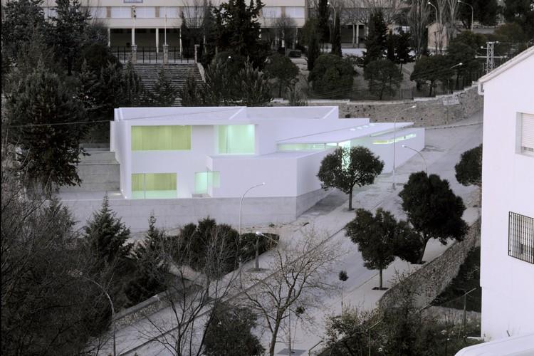 Casa de la Juventud de Montefrío / Ramón Fernández-Alonso, © Fernando Alda