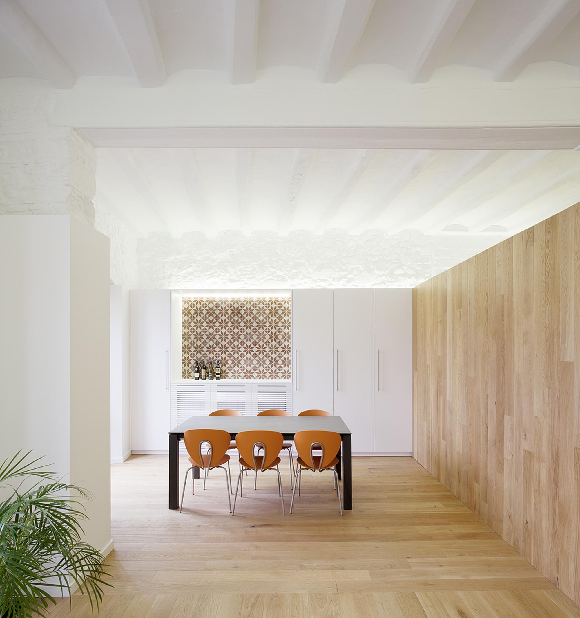 Tile House / Cubus, © Nani Pujol