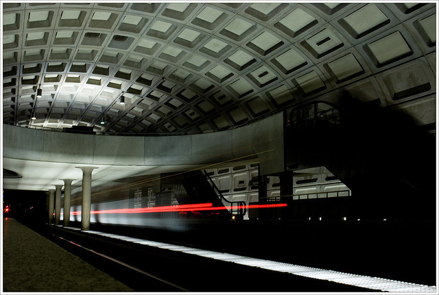 Washington DC Metro Awarded AIA 25 Year Award, © Flickr CC User Sergio Feria