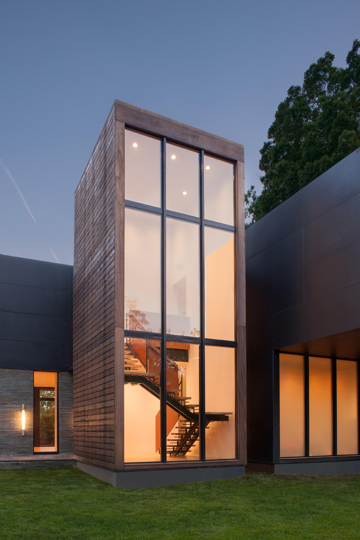Gallery of riggins house robert m gurney architect 9 - Pavillon residentiel moderne gurney architecte ...