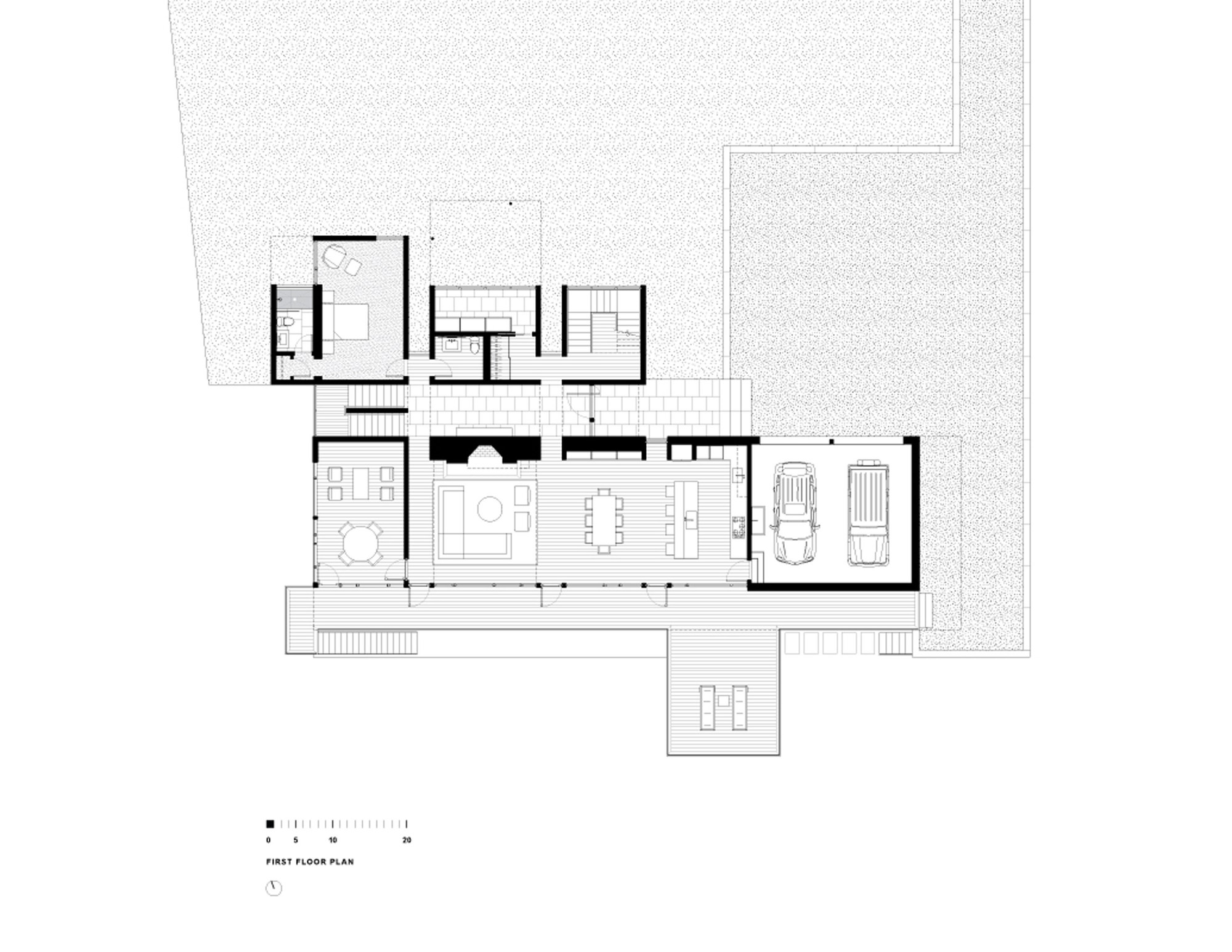 Riggins House / Robert M. Gurney Architect   ArchDaily