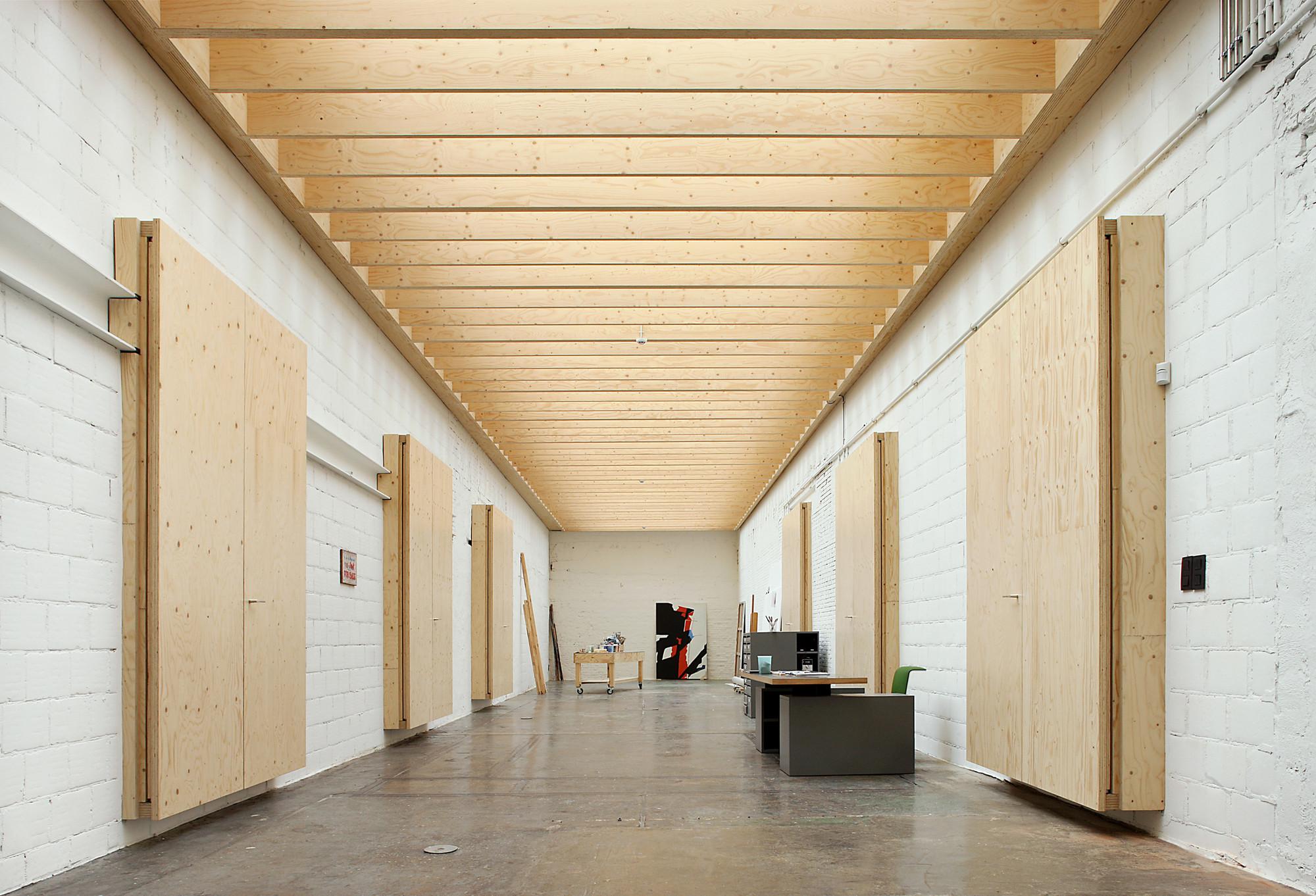 Studio Koen van den Broek / Tijl Vanmeirhaeghe, Carl Bourgeois, © Filip Dujardin