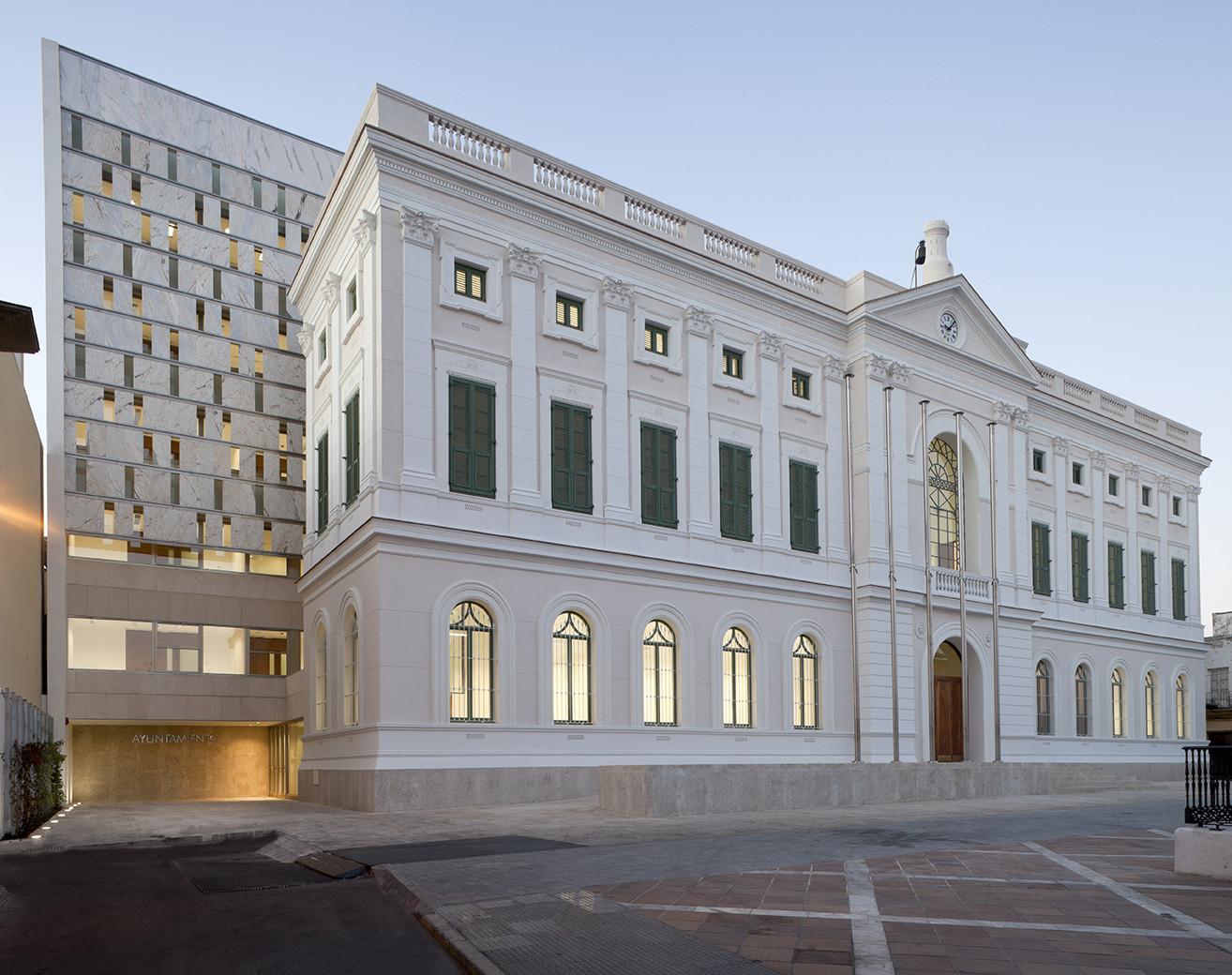 Puerto de Santamaría City Hall Extension / Daroca Arquitectos, © Jose Morón