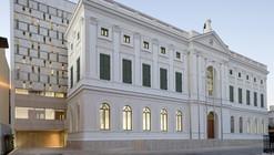Reforma y Ampliación de La Antigua Casa Consistorial del Puerto De Santamaría / Daroca Arquitectos
