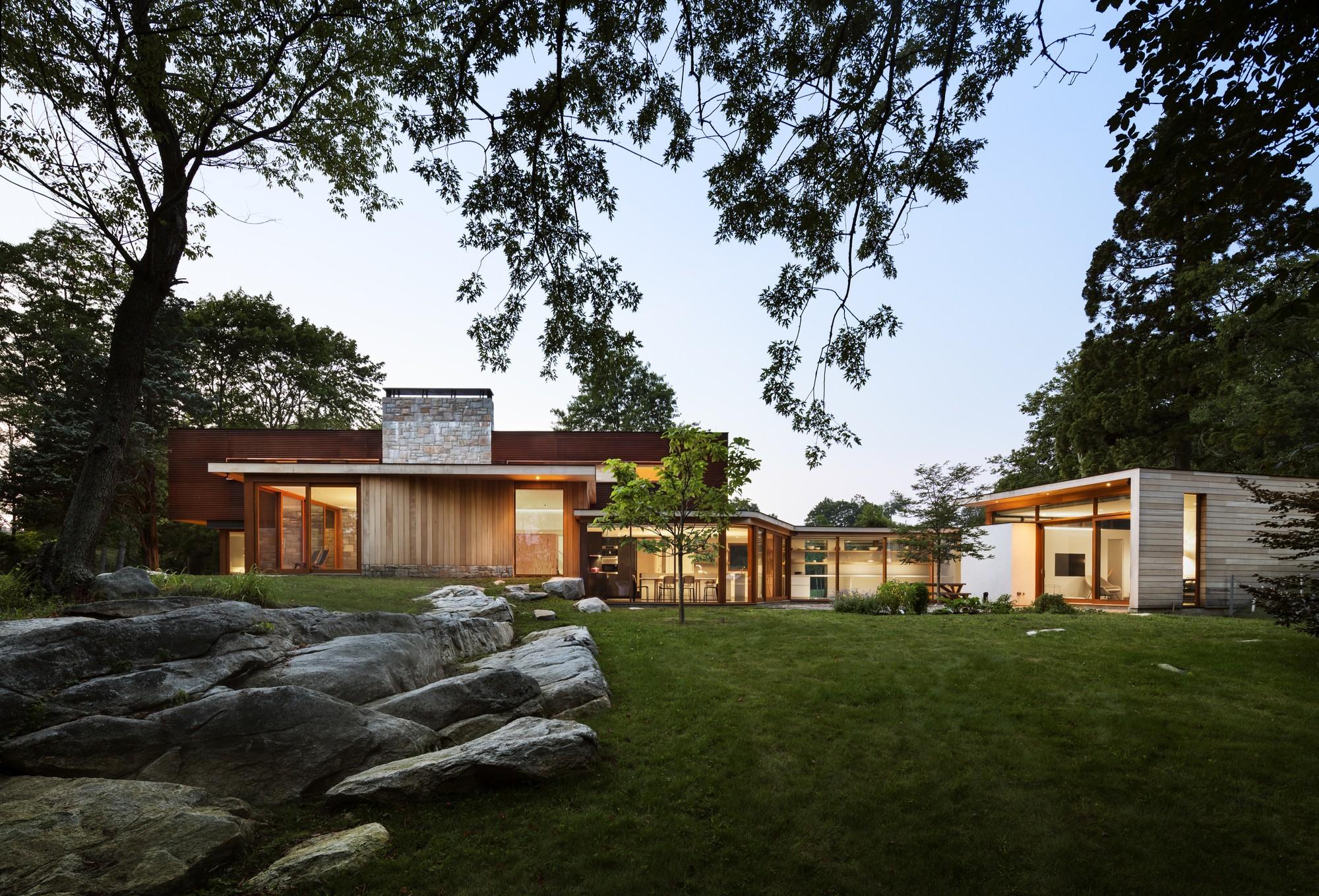 Stonington Residence / Joeb Moore & Partners, © David Sundberg | Esto