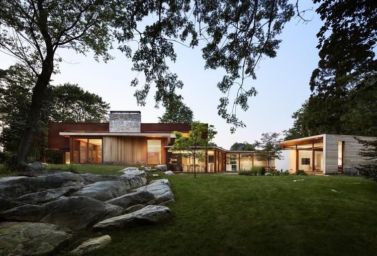 Residência Stonington / Joeb Moore & Partners, © David Sundberg | Esto