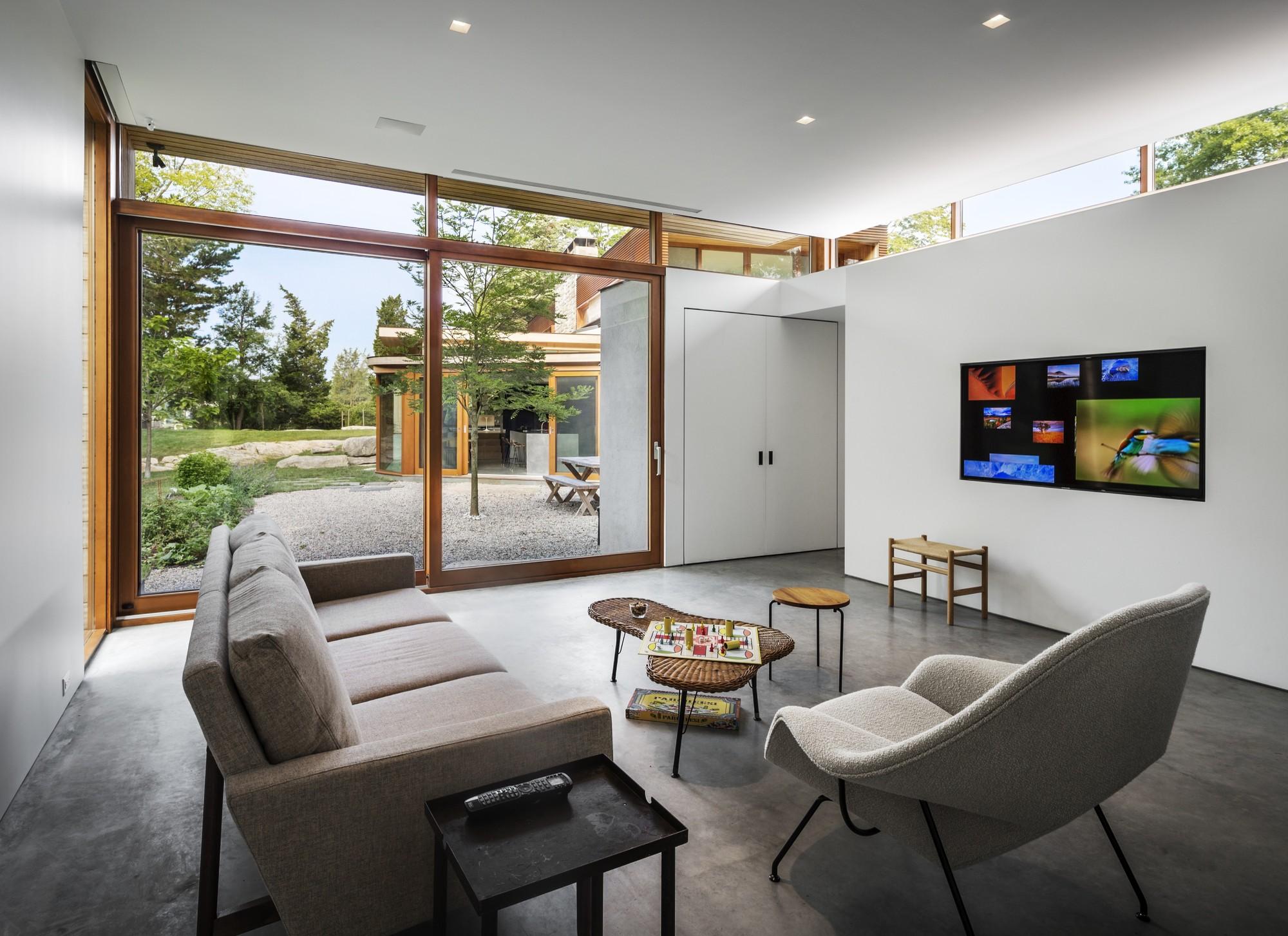 Stonington residence joeb moore partners archdaily - Stonington residence by joeb moore partners ...