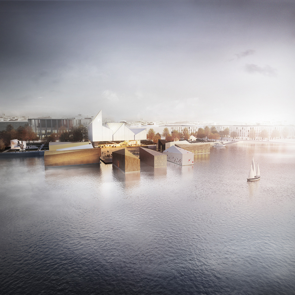 WXCA's Winning Entry / Baltic Sea Park Competition, Courtesy of WXCA