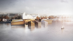 WXCA's Winning Entry / Baltic Sea Park Competition
