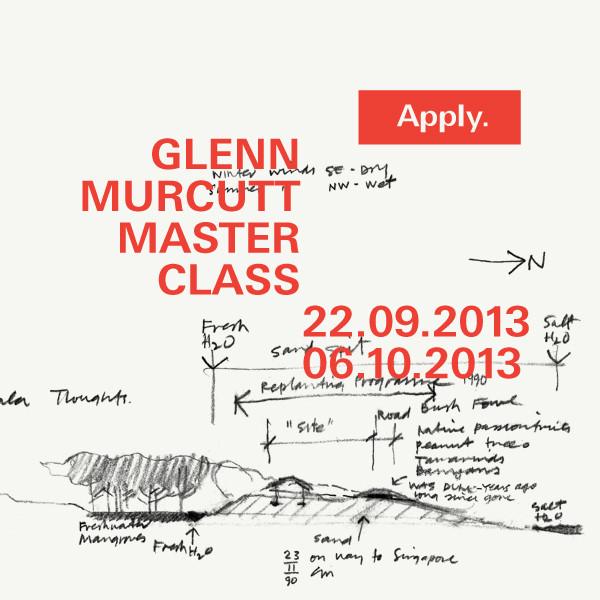 2014 Glenn Murcutt International Master Class