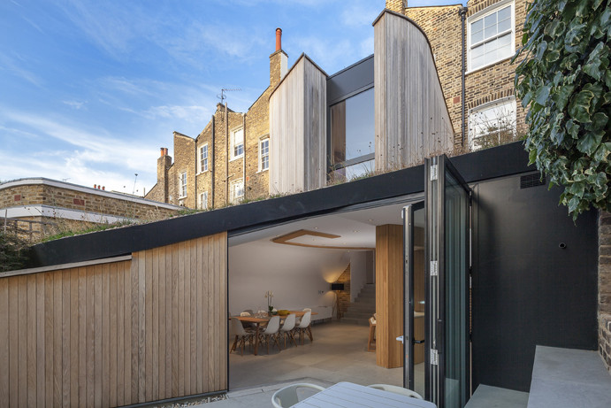 De Beauvoir House / Scott Architects, © Craig Sheppard
