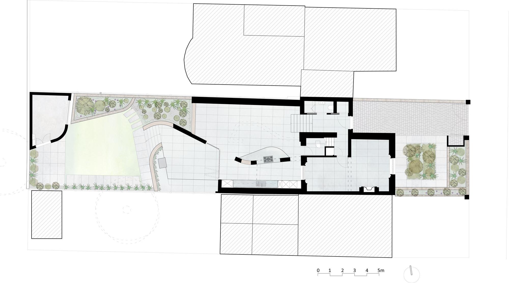 Gallery Of De Beauvoir House Scott Architects 16