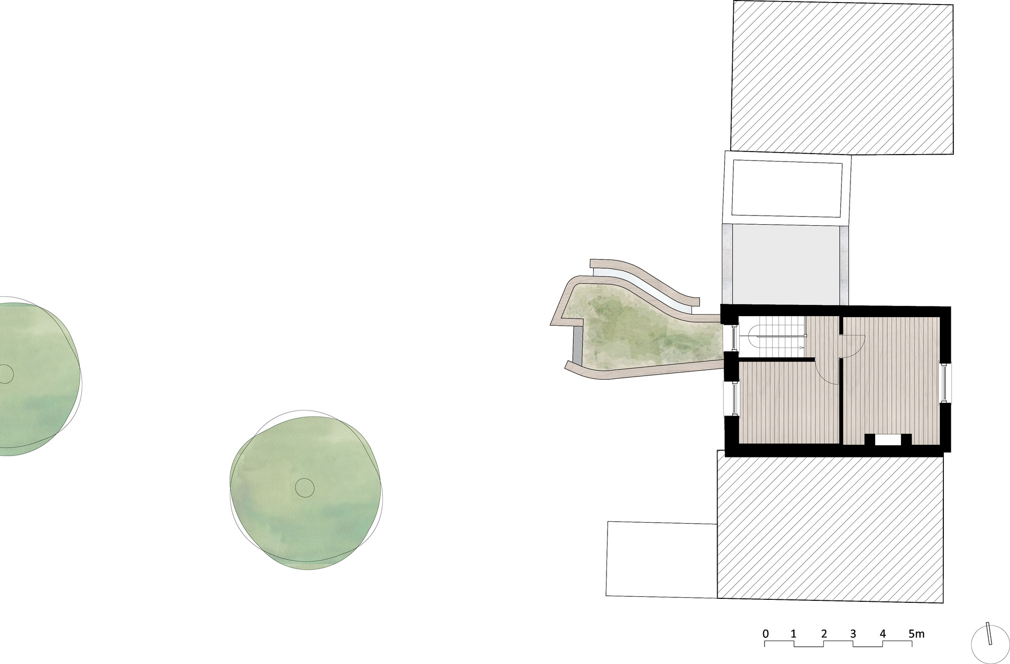 Gallery Of De Beauvoir House Scott Architects 18