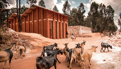 Biblioteca de Muyinga  / BC Architects