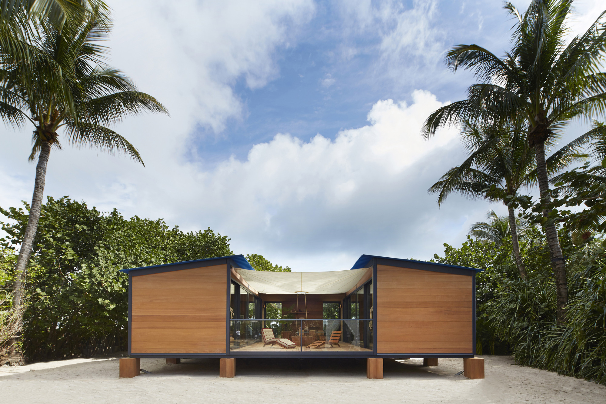 Louis Vuitton Builds Charlotte Perriand S 1934 Miami Beach House