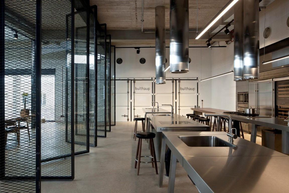 Gallery of bulthaup showroom tlv pitsou kedem architects 9