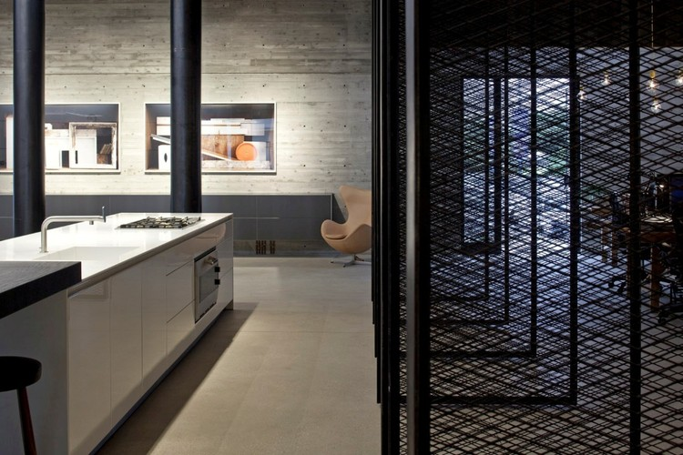 Bulthaup showroom tlv pitsou kedem architects archdaily