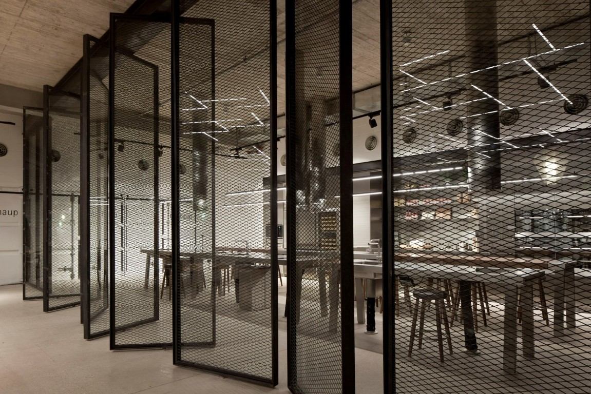 Gallery of bulthaup showroom tlv pitsou kedem architects for Architectural metal concepts nj