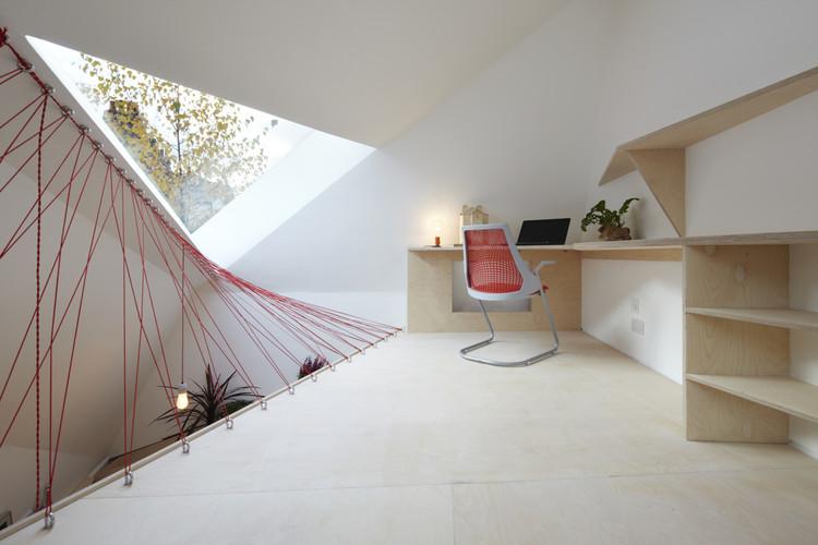 Estudio Verde  / Fraher Arquitectos, © Jack Hobhouse