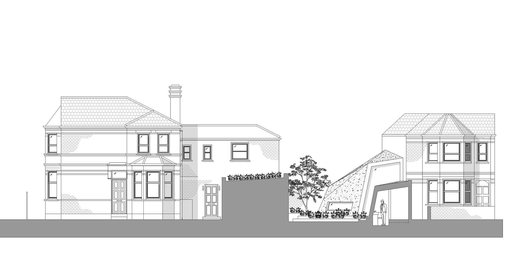 Galer a de estudio verde fraher arquitectos 21 - Estudio 3 arquitectos ...