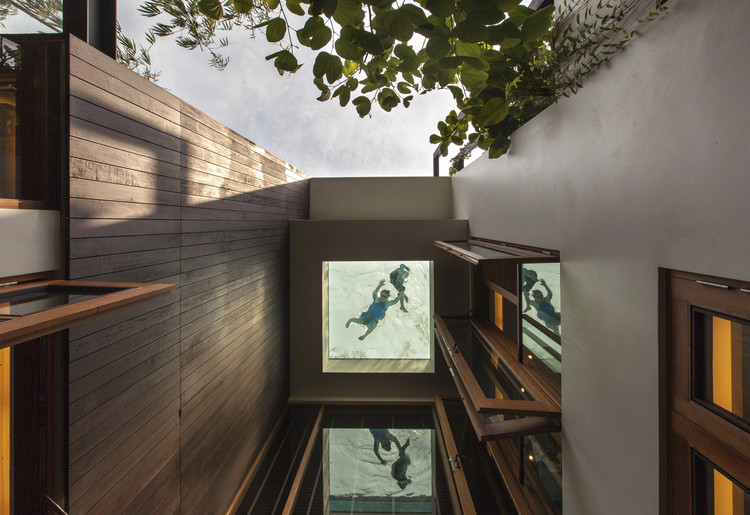 Merryn Road 40ª / Aamer Architects, © Sanjay Kewlani