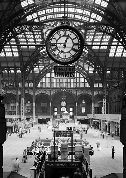Image result for MCkim Mead White Penn Station