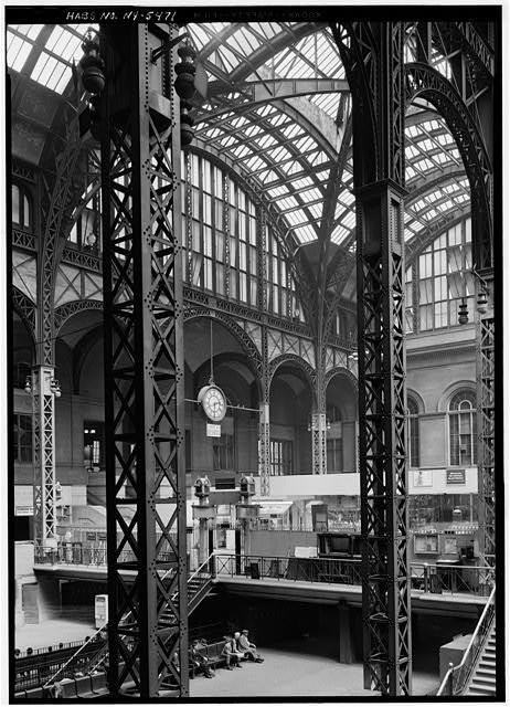 Gallery of AD Classics: Pennsylvania Station / McKim, Mead ...