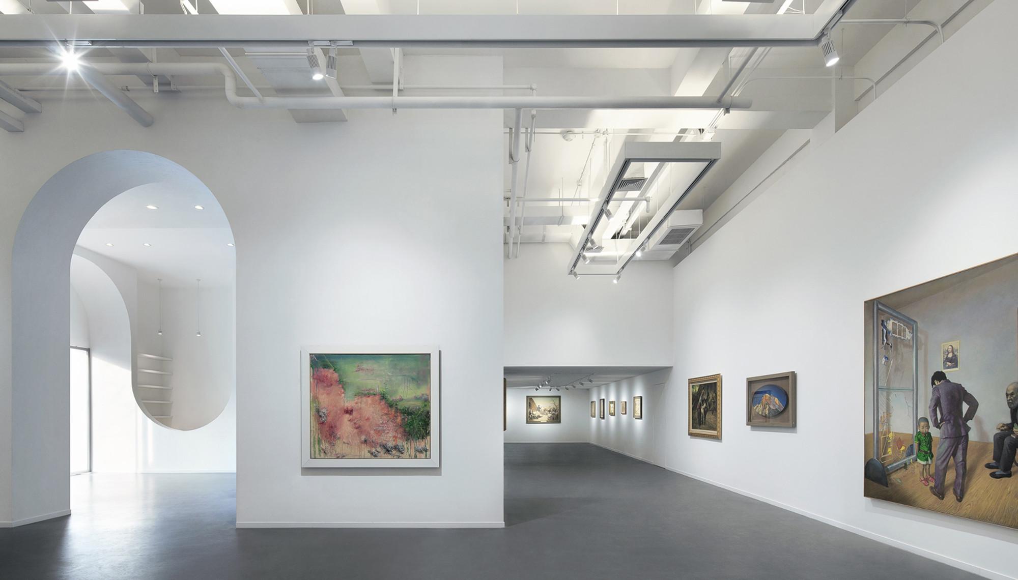How to design an art gallery - Xia Zhi