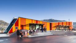 Ny Krohnborg school / Arkitektgruppen Cubus AS, Rambøll Norge