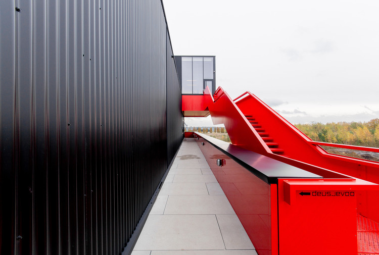 Deusjevoo / a2o-architecten, Cortesia de a2o-architecten