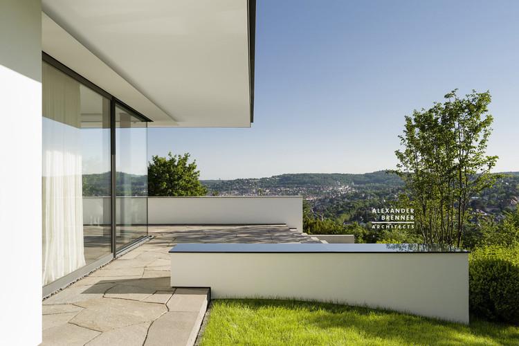 casa vista alexander brenner architects archdaily brasil. Black Bedroom Furniture Sets. Home Design Ideas