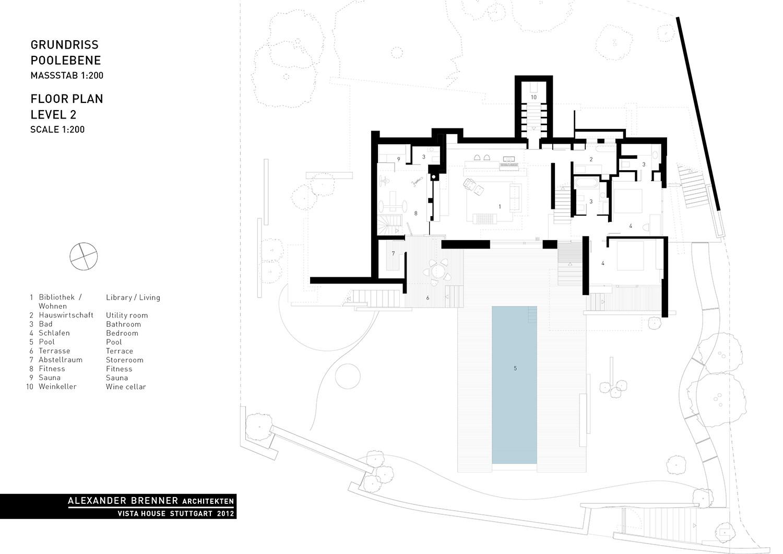Vista House Alexander Brenner Architects