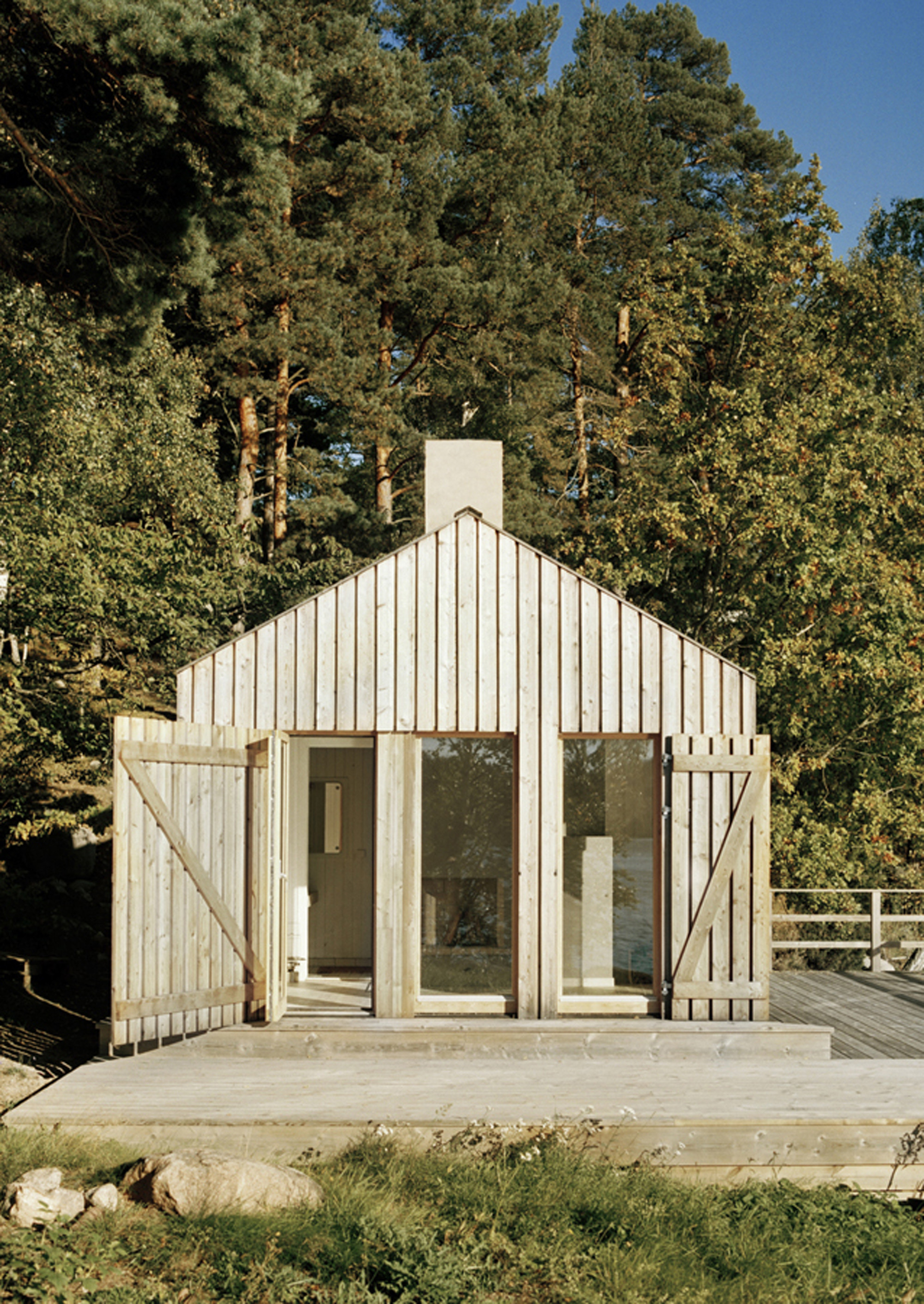 Galer a de sauna general architecture 4 for Architecture 00