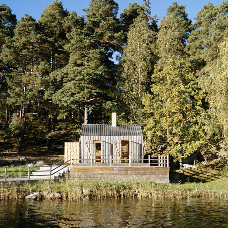 Sauna / General Architecture, © Mikael Olsson