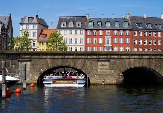 Canais de Copenhague.. ImageFonte:stromma.dk