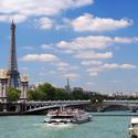 Rio Sena, Paris.. ImageFonte: turismoenparis.es