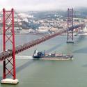 Rio Tejo, Lisboa.. ImageFonte: globosapiens.net