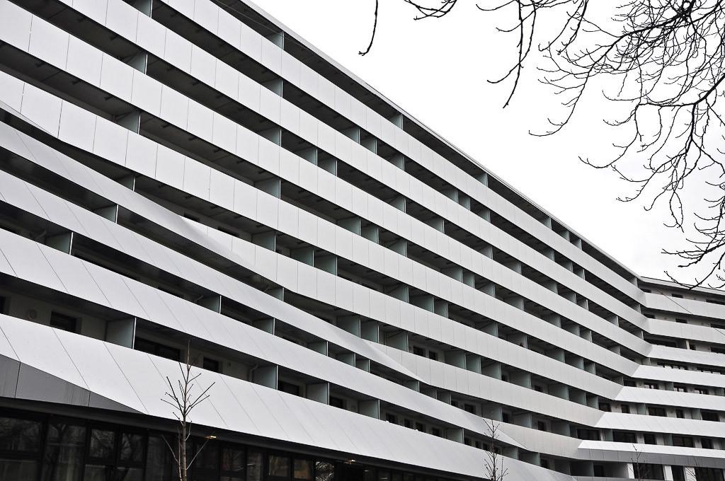 Edificio-Montaña de PPAG Architects propone una alternativa al edificio inmobiliario tradicional, ©  PPAG