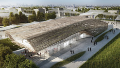 Competition Entry: Austrian Pavilion (Milan Expo 2015) / Bence Pap | Mario Gasser
