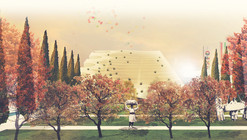 Milan Expo 2015: NJP, LAD Win Competition for Iranian Pavilion