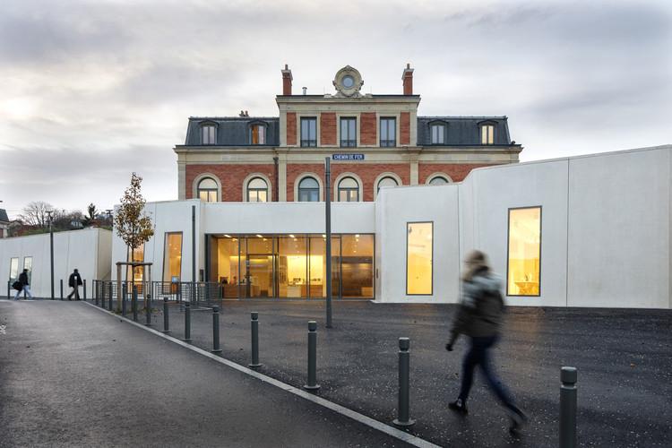 Museu da História Urbana e Social de Suresnes / Encore Heureux, AAVP, © Cyrus Cornut