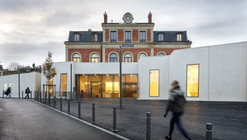 Suresnes Museum of Urban and Social History / Encore Heureux, AAVP