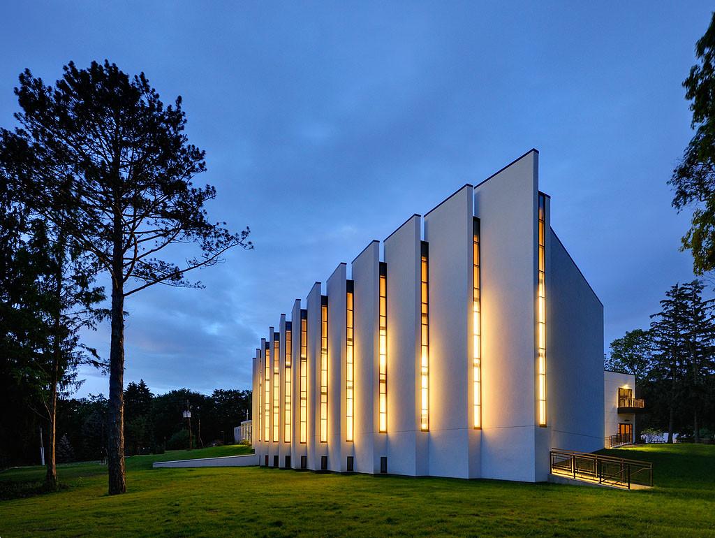 Korean Presbyterian Church / Arcari + Iovino Architects, Courtesy of Arcari + Iovino Architects