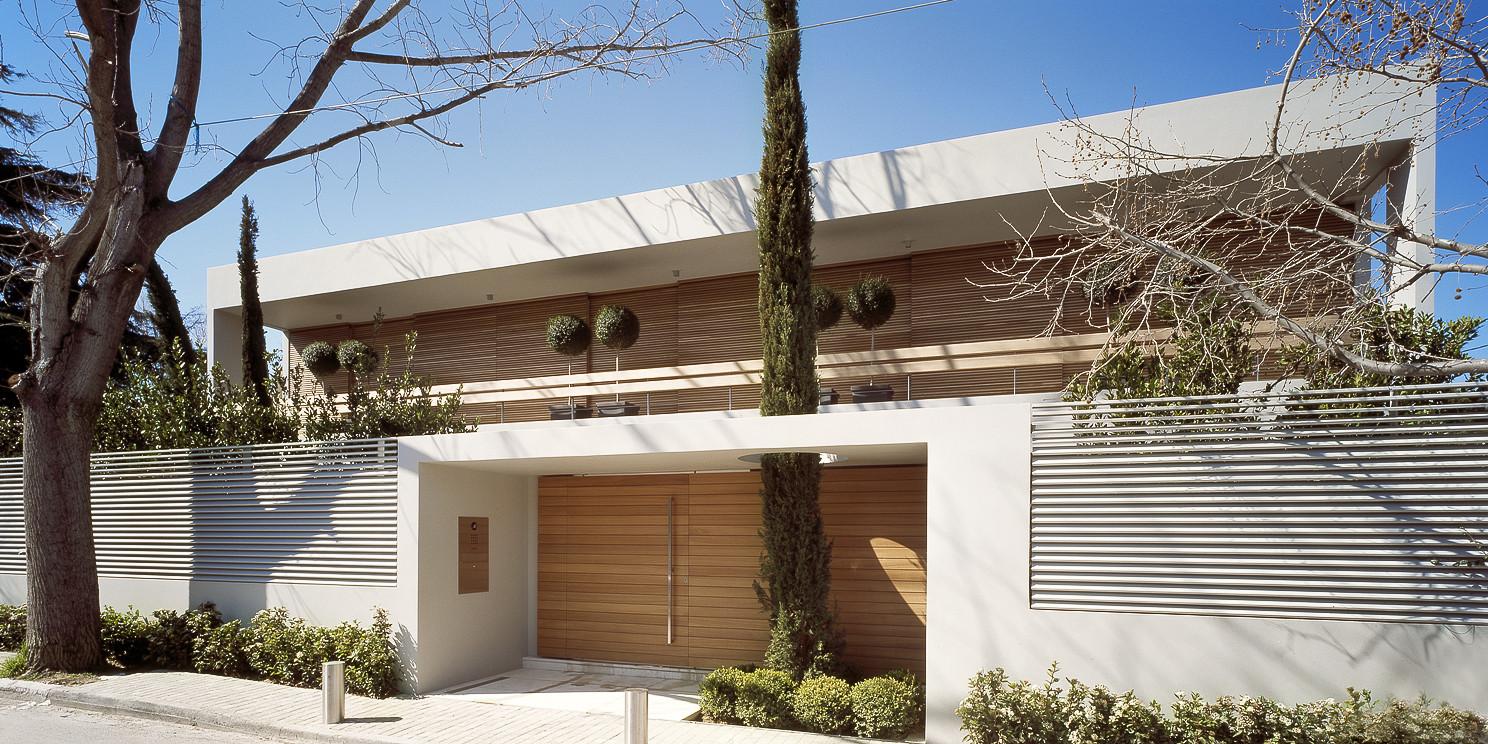 Villa 153  / ISV Architects, © Erieta Attali