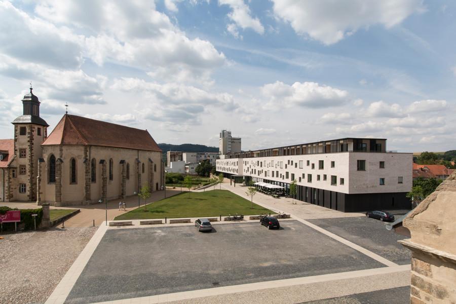 Tagungshotel Kloster Haydau / Störmer Murphy and Partners, © Ali Moshiri