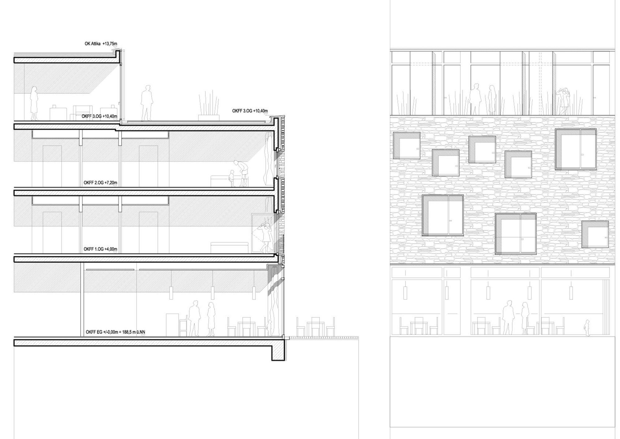 galer a de haydau st rmer murphy and partners 18. Black Bedroom Furniture Sets. Home Design Ideas