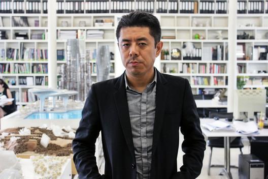 Ma Yansong, MAD Architects. Image © Edoardo Giancola
