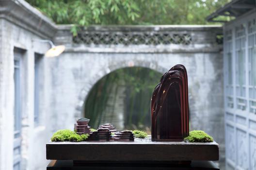 Shanshui City Exhibition. Image © MAD Architects