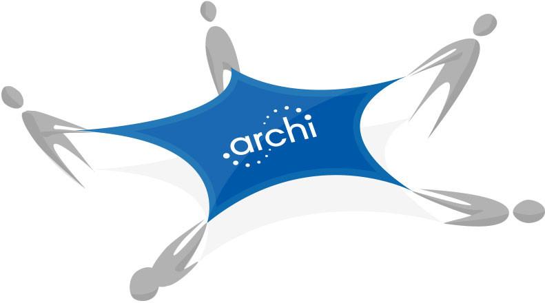 """União Internacional dos Arquitetos cria domínio """".archi"""", exclusivo para arquitetos na web, Courtesy of http://dot-archi.com/"""